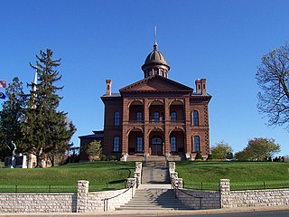 Washington County Courthouse (Minnesota) courthouse in Minnesota