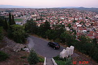 Stip Macedonia - Panorama from Isar Hill 1.jpg