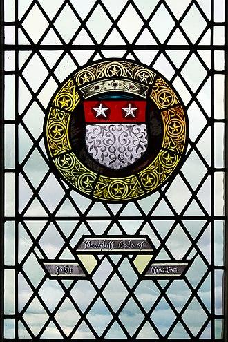 James Douglas, 1st Earl of Morton - Image: Stirling Earl of Morton