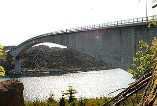 Stolma Bridge
