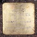 Stolperstein Almstadtstr 7 (Mitte) Moschek Fraidenberg.jpg