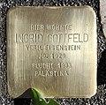 Stolperstein Dortmunder Str 3 (Moabi) Ingrid Gottfeld.jpg
