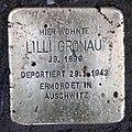Stolperstein Güntzelstr 60 (Wilmd) Lilli Gronau.jpg