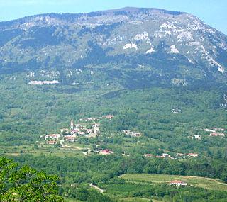 Stomaž, Ajdovščina Place in Littoral, Slovenia