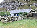 Stone cottages, Drws y Coed - geograph.org.uk - 1046756.jpg