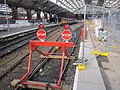 Stop signs during Platform 5 renovation at Liverpool Lime Street (1).JPG