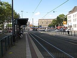 Neckarstraße in Darmstadt