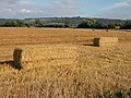 Straw baling opposite Home Farm, Toddington - geograph.org.uk - 219371.jpg