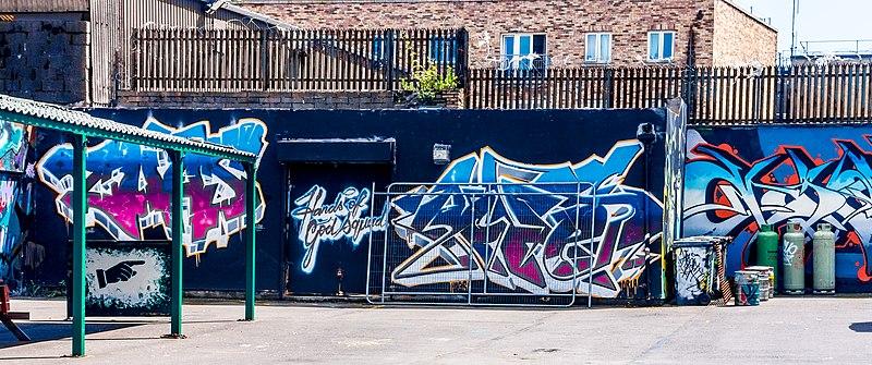 File:Street Art, Tivoli Car Park (Francis Street) - panoramio (35).jpg