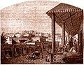 Street in Shamakhi, 19th century, Azerbaijan.jpg