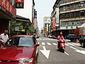 Streets in central Taichung 01.jpg