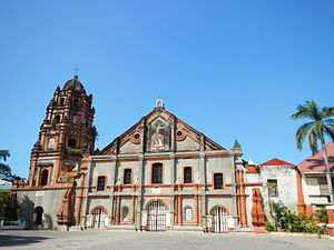 Saints Peter and Paul Parish Church (Calasiao) - Image: Sts.Peterand Paul Parish Churchjf 201