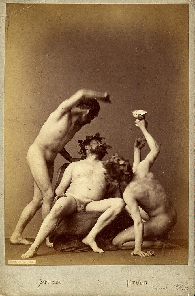 erotische männerakte Potsdam