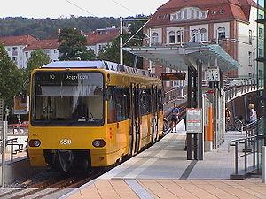Stuttgarter Straßenbahnen - The rack railway