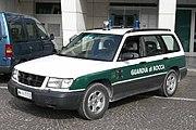 Subaru Guardia di Rocca