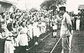 Sukarno meeting schoolgirls, Impressions of the Fight ... in Indonesia, p31.jpg