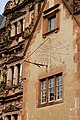 Sundial - Gläserner Saalbau - Heidelberg Castle - Heidelberg - Germany 2017.jpg
