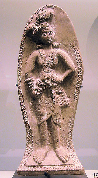 Chandraketugarh - Chandraketugarh. Sunga 2nd-1st century BCE