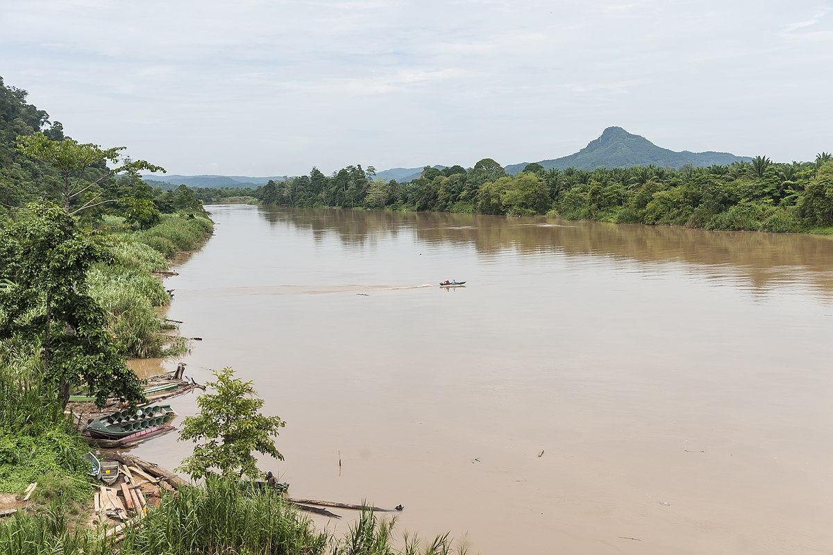 River: Kinabatangan River