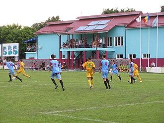 Ialoveni District - Suruceni Stadium