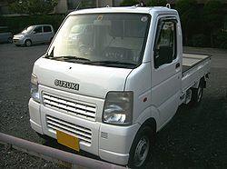 Suzuki_Carryon Suzuki Landy