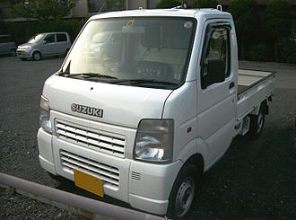 Kei truck - Suzuki Carry