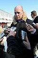 Sveriges statsminister Fredrik Reinfeldt vid globaliseringsmotet i Riksgransen 2008-04-08 (1).jpg