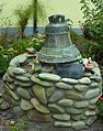 Svitiaz Shatskyi Volynska-Saint Peter and Paul church-bell.jpg