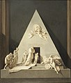 Swagers, Charles, The Tomb of Maria Christina of Austria, by Antonio Canova, 1820s.jpg