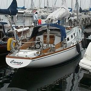 Swan 36 - Image: Swan 36 Camos 1