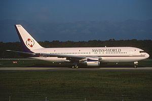 Swiss World Airways - Swiss World Airways Boeing 767-200ER