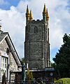 Sydenham Damerel church tower.jpg