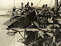 Sydney Harbour Bridge Dismantling Creeper Crane (6848791618).jpg