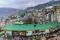 Sypraj Plaza in Downtown Gangtok.jpg