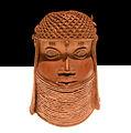Tête dun Roi Oba (Musée africain de Dahlem Berlin) (3045983165).jpg