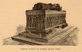Túmulo antigo da rainha Santa Isabel - História de Portugal, popular e ilustrada.png
