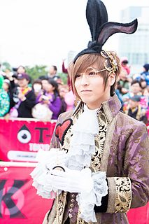 Shouta Aoi Japanese voice actor and singer