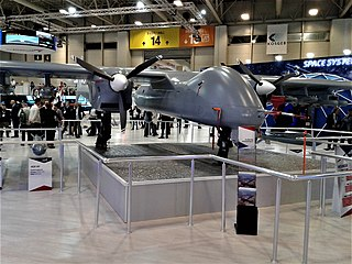 TAI Aksungur Turkish unmanned aerial vehicle