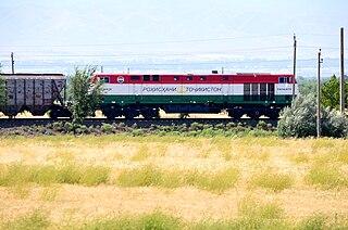 Rail transport in Tajikistan Overview of rail transport in Tajikistan