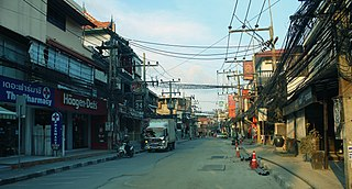 Impact of the COVID-19 pandemic on tourism in Thailand