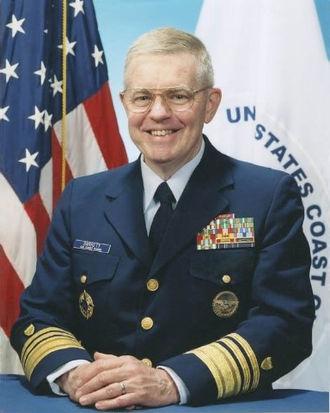 Thomas J. Barrett - VADM Thomas J. Barrett
