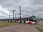 TLT tram line 4 at Lennujaam 04.jpg