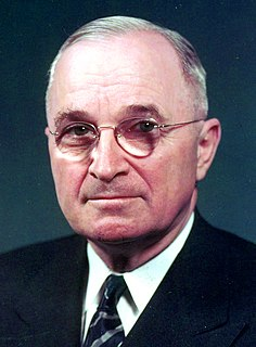 Presidency of Harry S. Truman 1945–1953 U.S. government administration