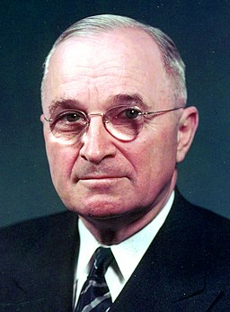 Presidency of Harry S. Truman U.S. presidential administration from 1945 to 1953