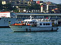 TVL Wealth and Visitors in Keelung Harbour 20140107.jpg