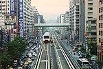 Taipei Metro VAL256 train 1996-11.jpg