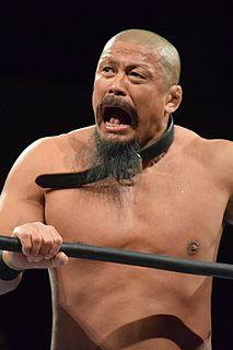 Takashi Iizuka Japanese professional wrestler