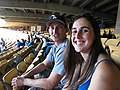 Take Me Out to the Ball Game, Dodger Stadium (3669990489).jpg