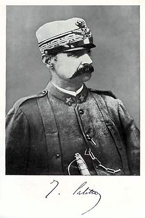 Chief of Staff of the Italian Army - Image: Tancredi Saletta
