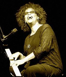 Tania Maria Brazilian musician
